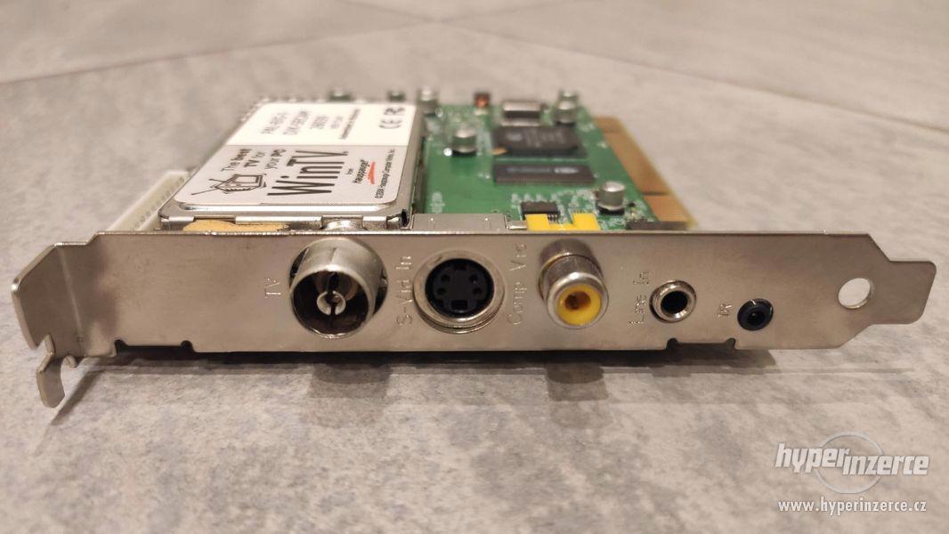 Televizní karta Hauppauge WinTV-PVR-150