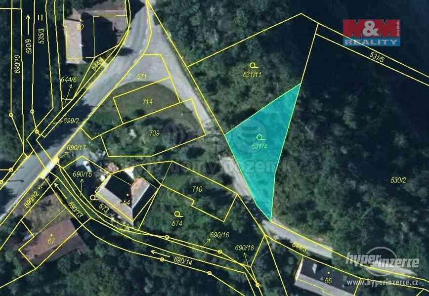 Prodej zahrady, 227 m?, Vrbatův Kostelec - foto 3