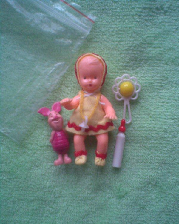 retro igra 3 panenky - foto 1