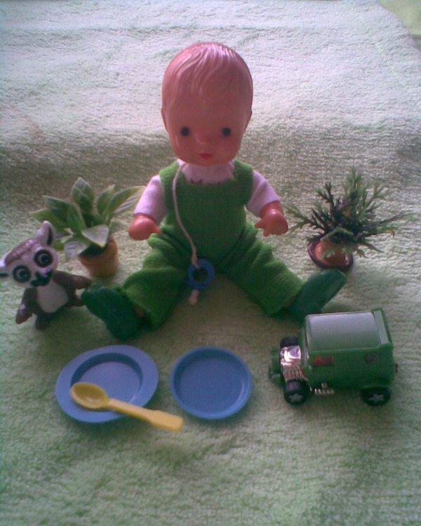 retro igra 3 panenky - foto 3