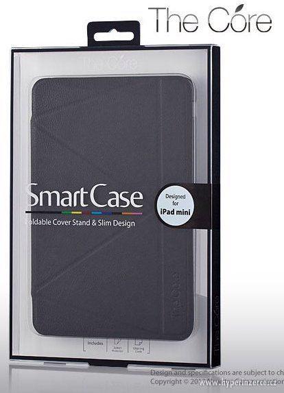 pouzdro na iPad mini+folie the core smart cover