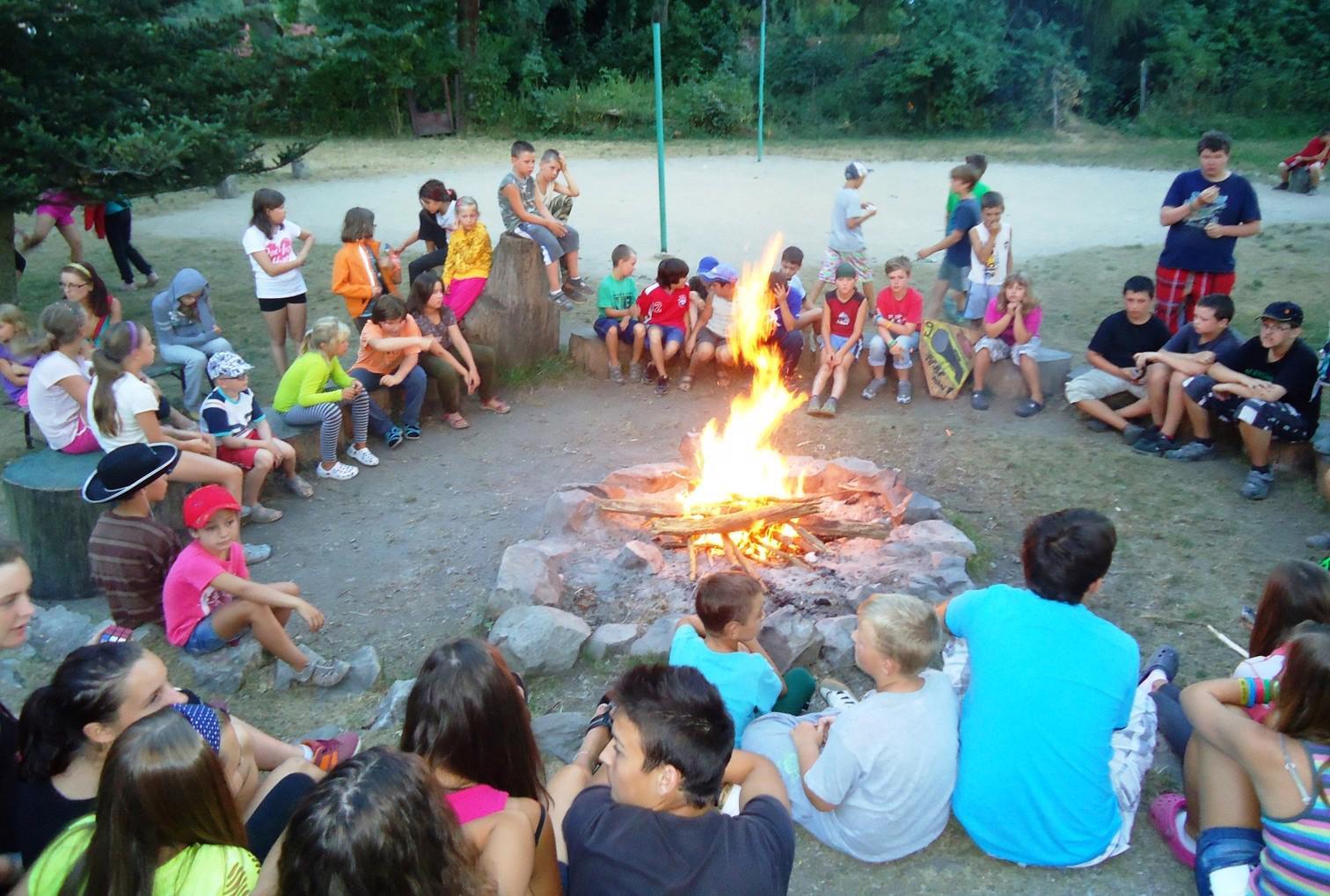 Hledáme praktikanty/oddílové vedoucí na letní tábor na Lipně - foto 1
