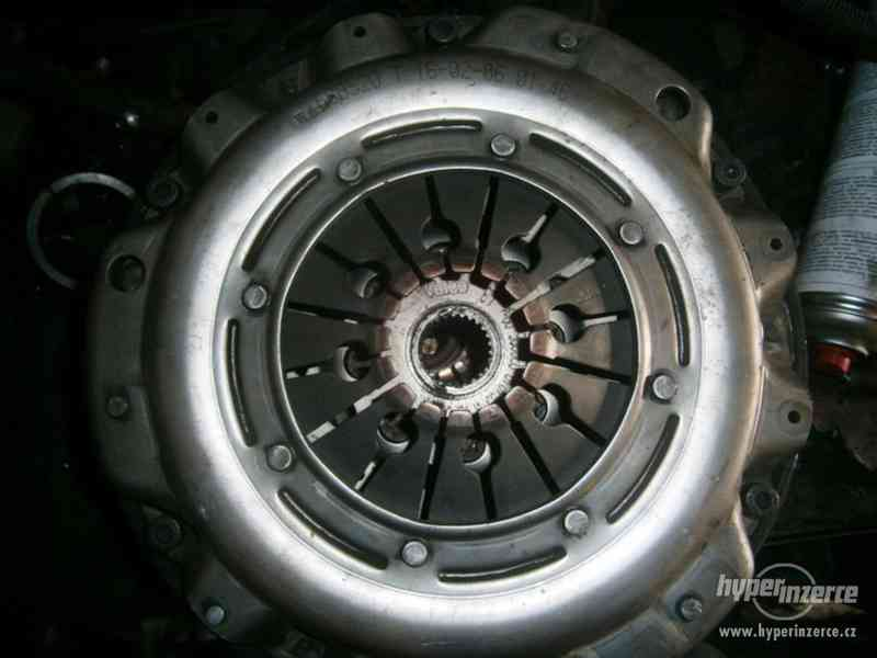 Mercedes-Benz Vito 2,3 TD dvouhmota