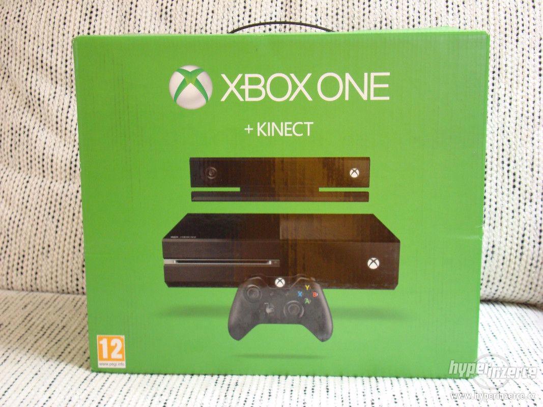 Microsoft Xbox One + Kinect - foto 1