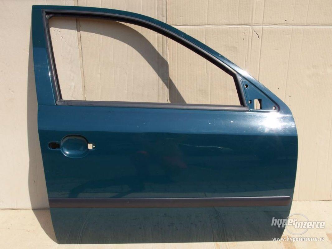 Pravé přední dveře Škoda Octavia I - foto 1