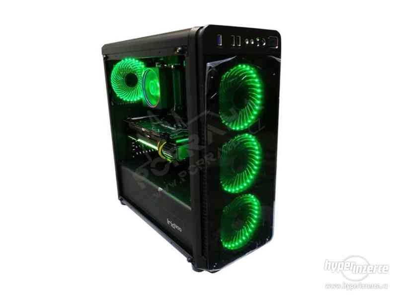 Genesis 300 / AMD RYZEN 7 2700X / 2480 GB / RTX 2070 / 32GB - foto 1