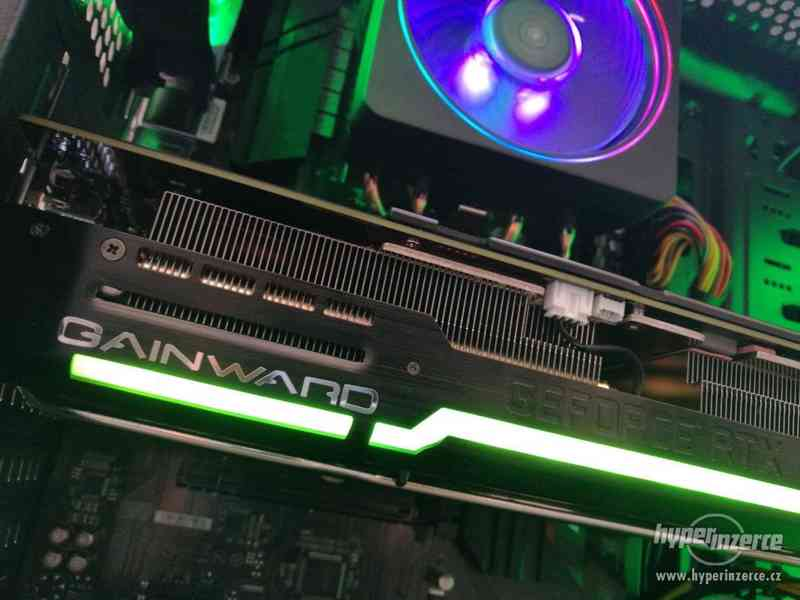 Genesis 300 / AMD RYZEN 7 2700X / 2480 GB / RTX 2070 / 32GB - foto 9
