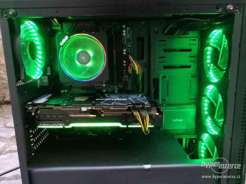 Genesis 300 / AMD RYZEN 7 2700X / 2480 GB / RTX 2070 / 32GB - foto 12