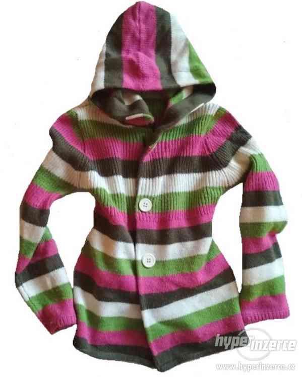 Adidas, Next, HaM nádherné oblečení pro holčičku 3-5 let - foto 5