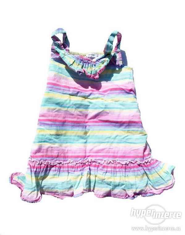 Adidas, Next, HaM nádherné oblečení pro holčičku 3-5 let - foto 6