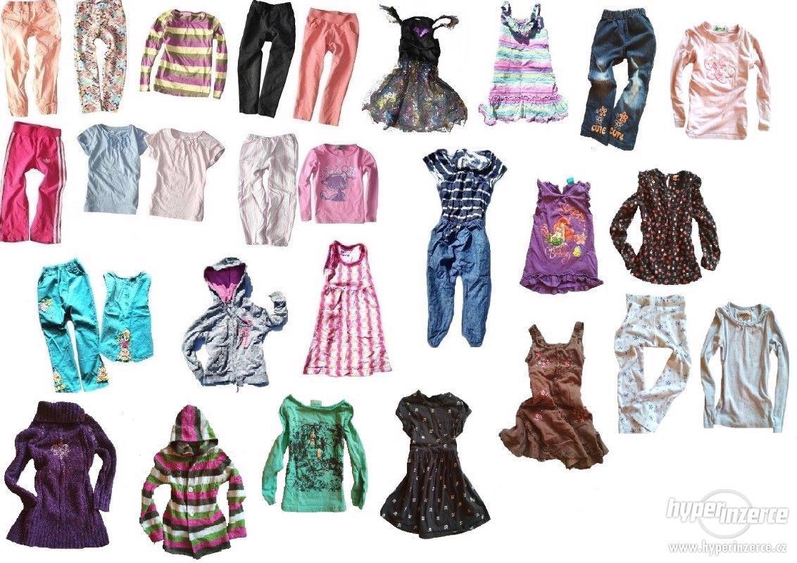 Adidas, Next, HaM nádherné oblečení pro holčičku 3-5 let - foto 1