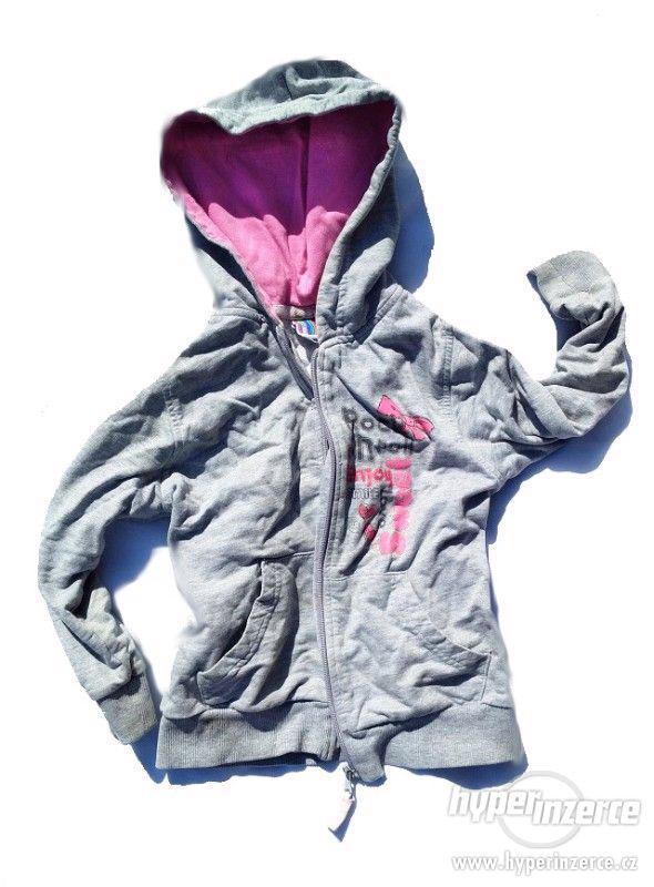 Adidas, Next, HaM nádherné oblečení pro holčičku 3-5 let - foto 8