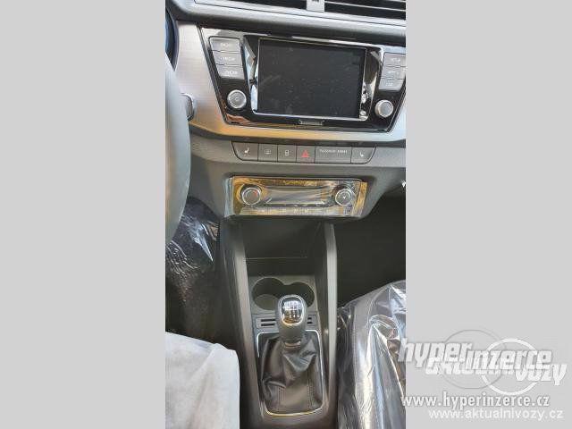 Nový vůz Škoda Fabia 1.0, benzín, r.v. 2020