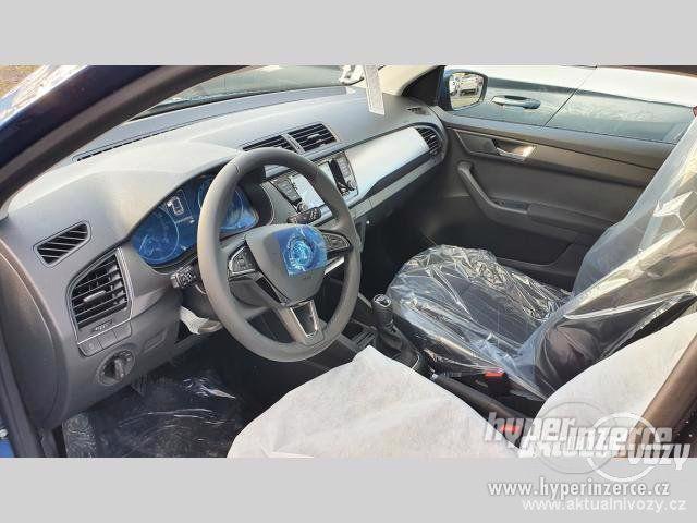 Nový vůz Škoda Fabia 1.0, benzín, r.v. 2020 - foto 3