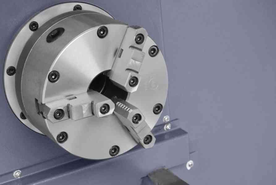 Nový CNC soustruh 400x1000