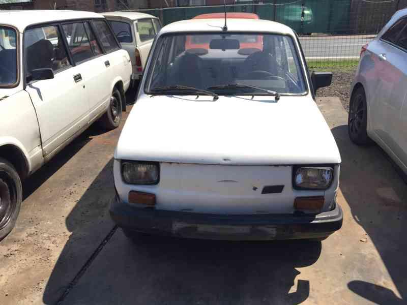 Fiat 126 p - foto 2