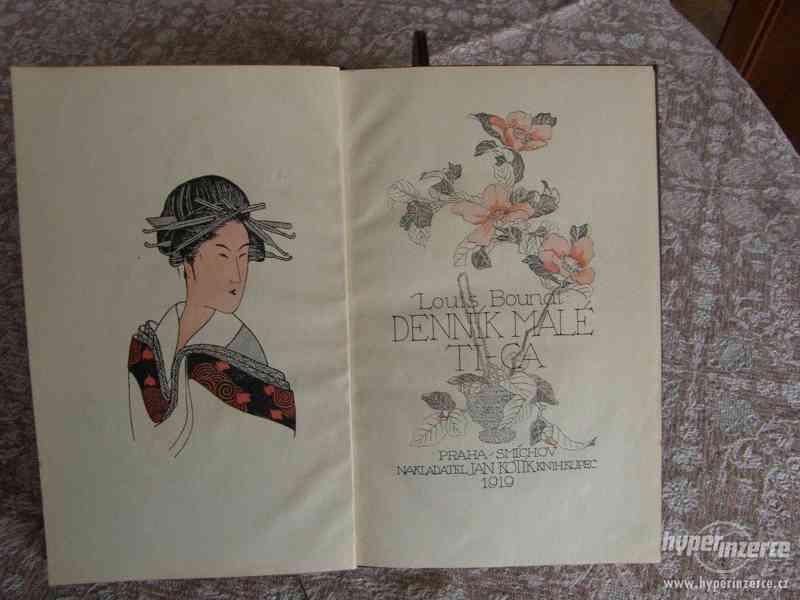 Deník malé Ti-ca - románek exotické lásky - foto 2