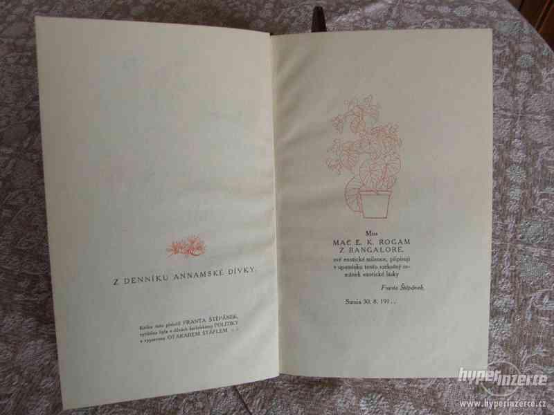 Deník malé Ti-ca - románek exotické lásky - foto 3