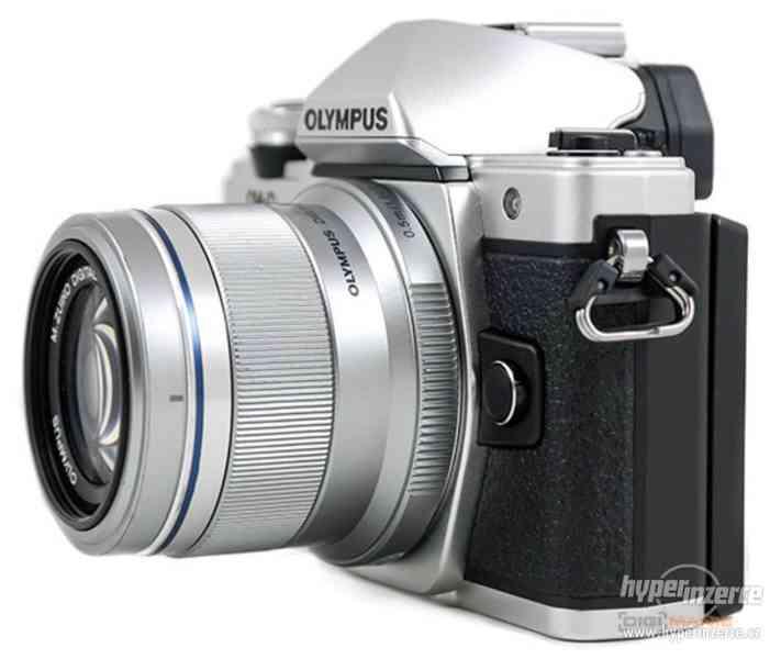 Fotoaparát Olympus E-M10 Mark II - foto 1