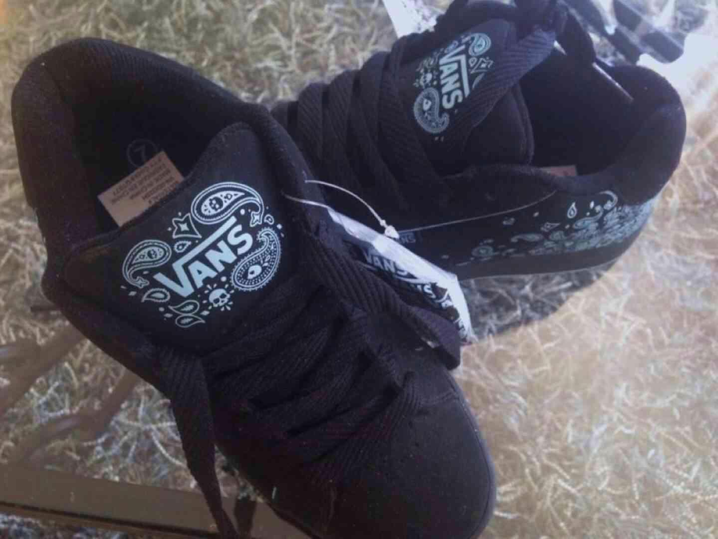 Dámské boty zn VANS, nové - foto 1