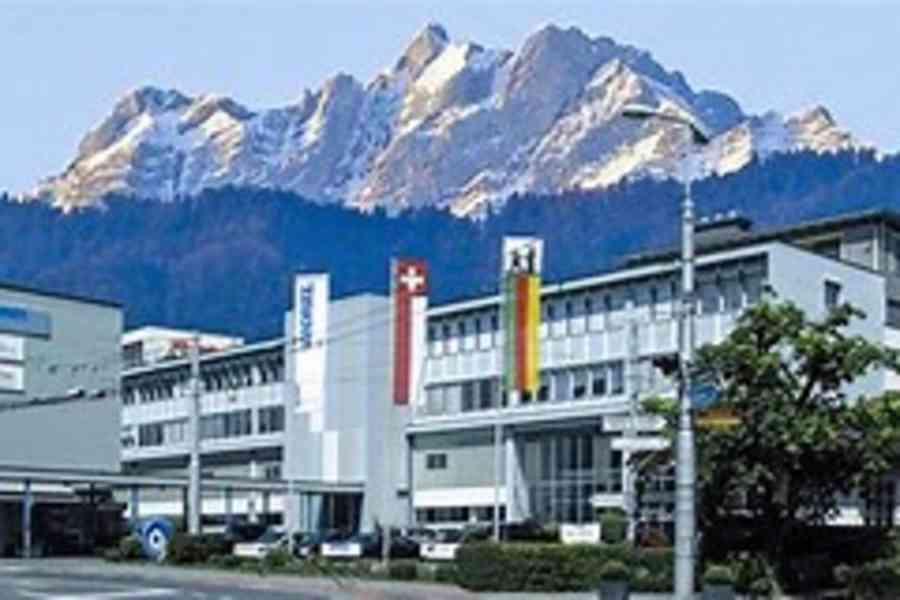 SÍDLO FIRMY ve Švýcarsku