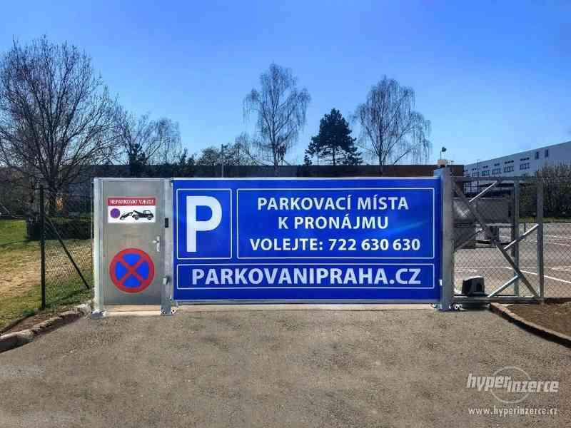 Pronájem parkovacího stání