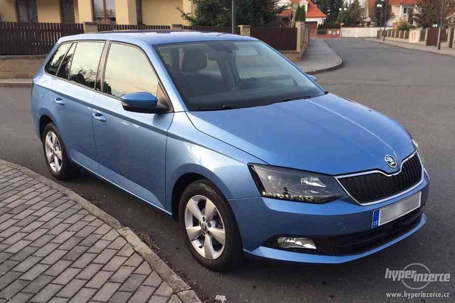 Škoda Fabia Combi Style 1.2TSI 66Kw