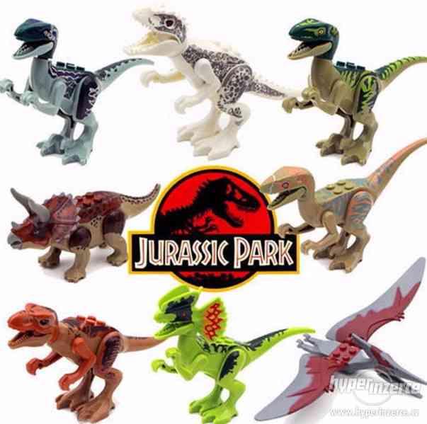 Dinosauři Jurassic World 8 kusů