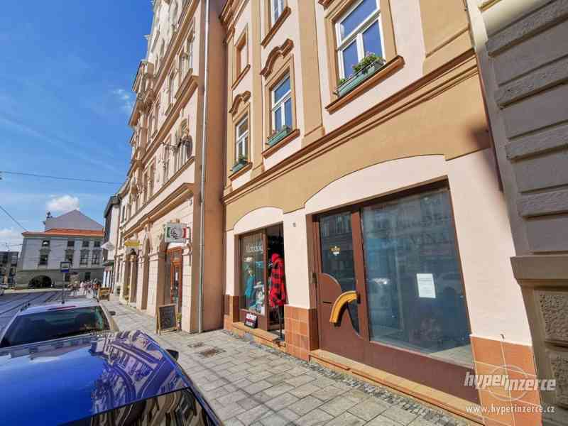 Obchodní prostory v centru Olomouce!
