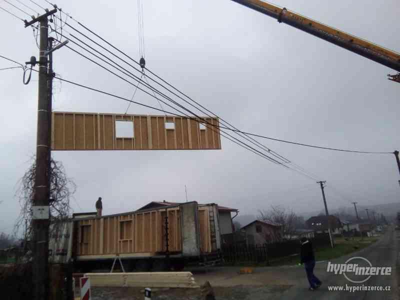 Tesaři , Hledáme  montáže  na dřevostavbách