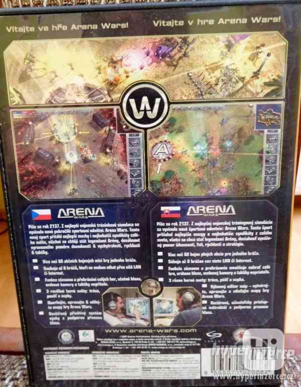 PC hra - Another War, Arena Wars, March Off world Recon - foto 9