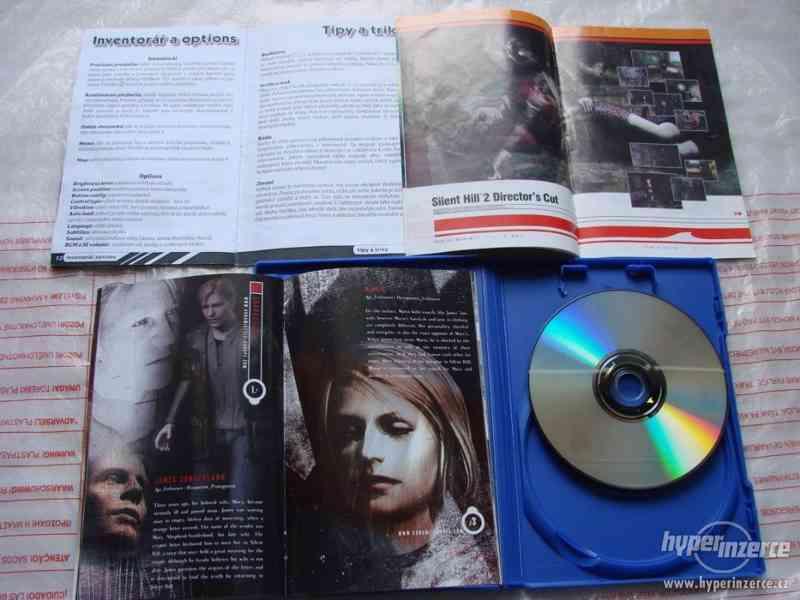PS2 hry pro fajnšmekry - rarity i klasika - ruším sbírku - foto 9