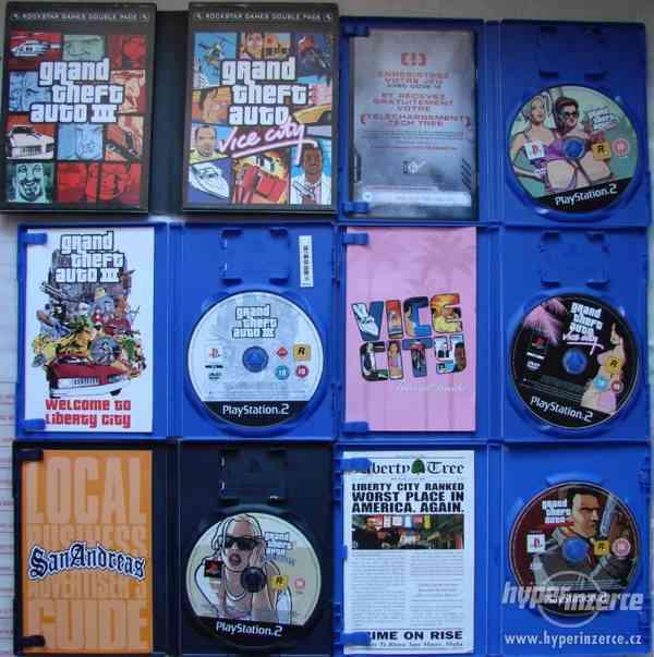 PS2 hry pro fajnšmekry - rarity i klasika - ruším sbírku - foto 11