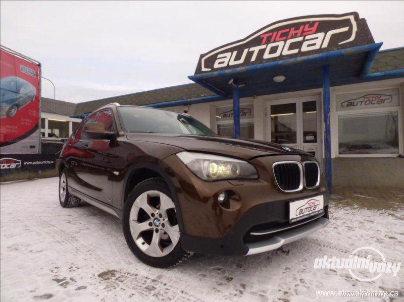 BMW X1 2.0, nafta, automat, RV 2011