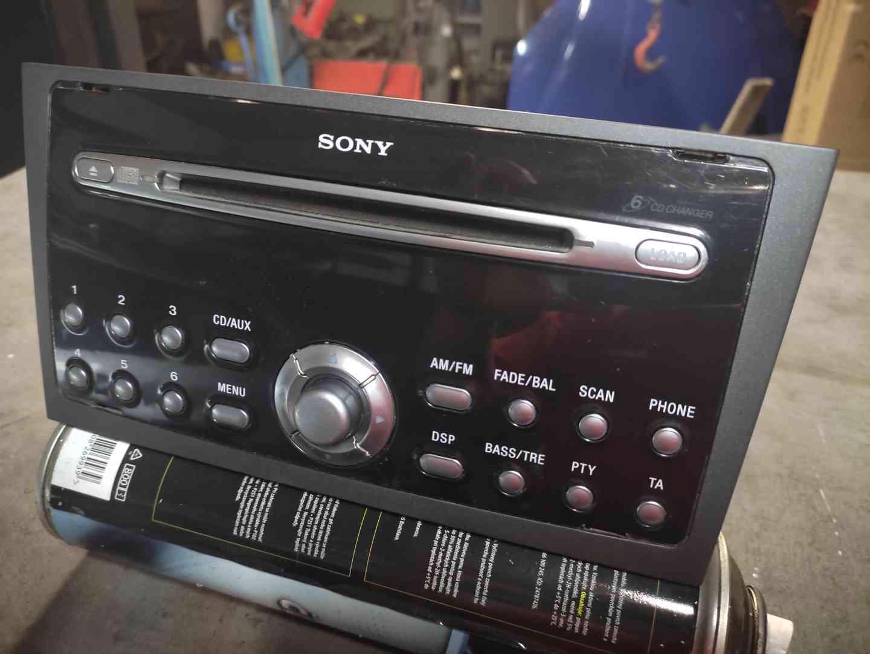 AUTORADIO FORD MONDEO SONY - foto 1
