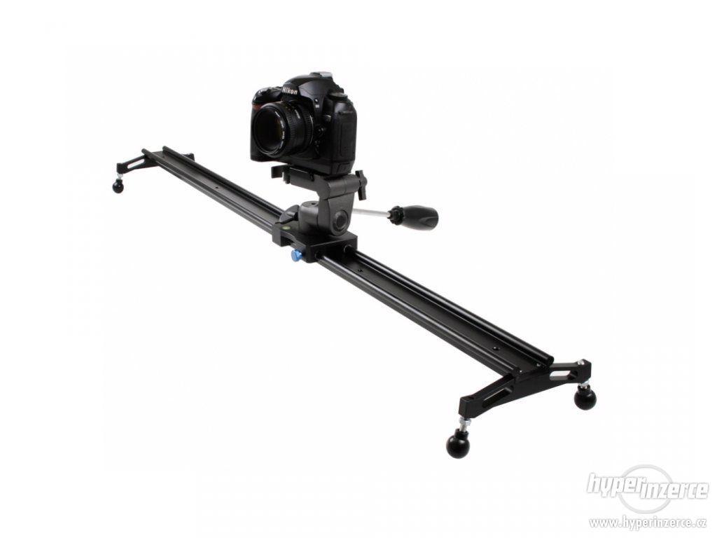 Kamerový Slider FT-GL 80 cm - foto 1