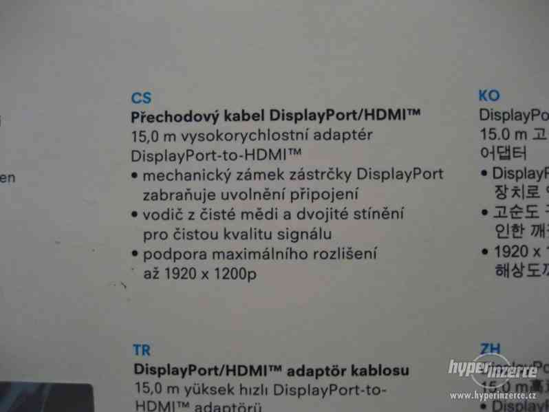 DisplayPort - HDMI typA ClickTronic - foto 6