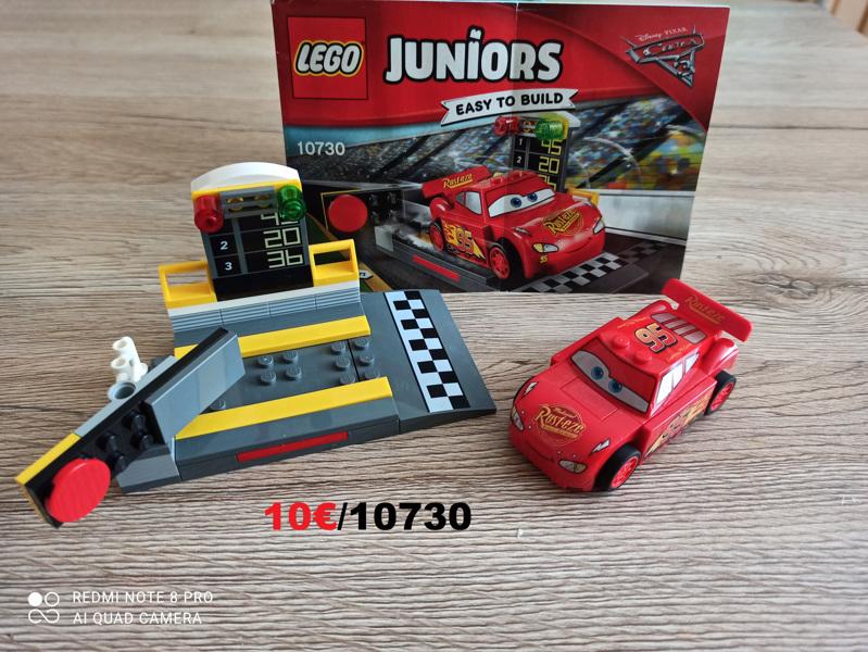 Lego® Cars 10730