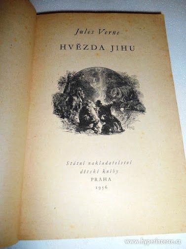 Hvězda jihu - Jules Verne - 1956 - SNDK - foto 2
