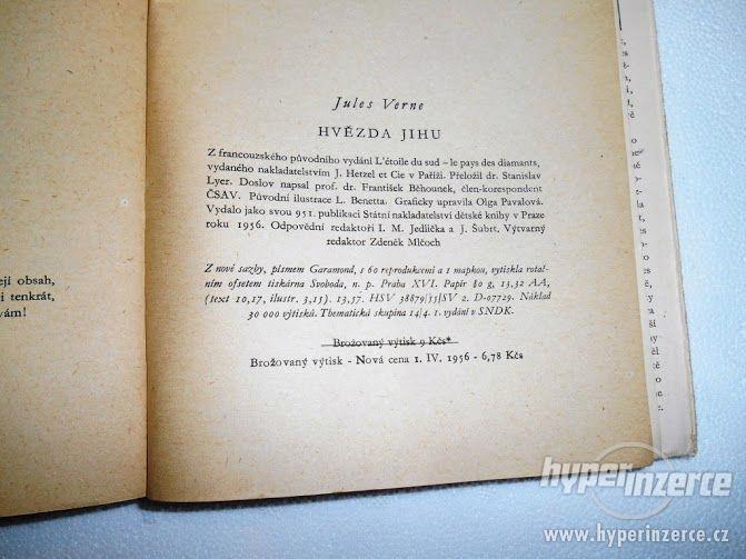 Hvězda jihu - Jules Verne - 1956 - SNDK - foto 5