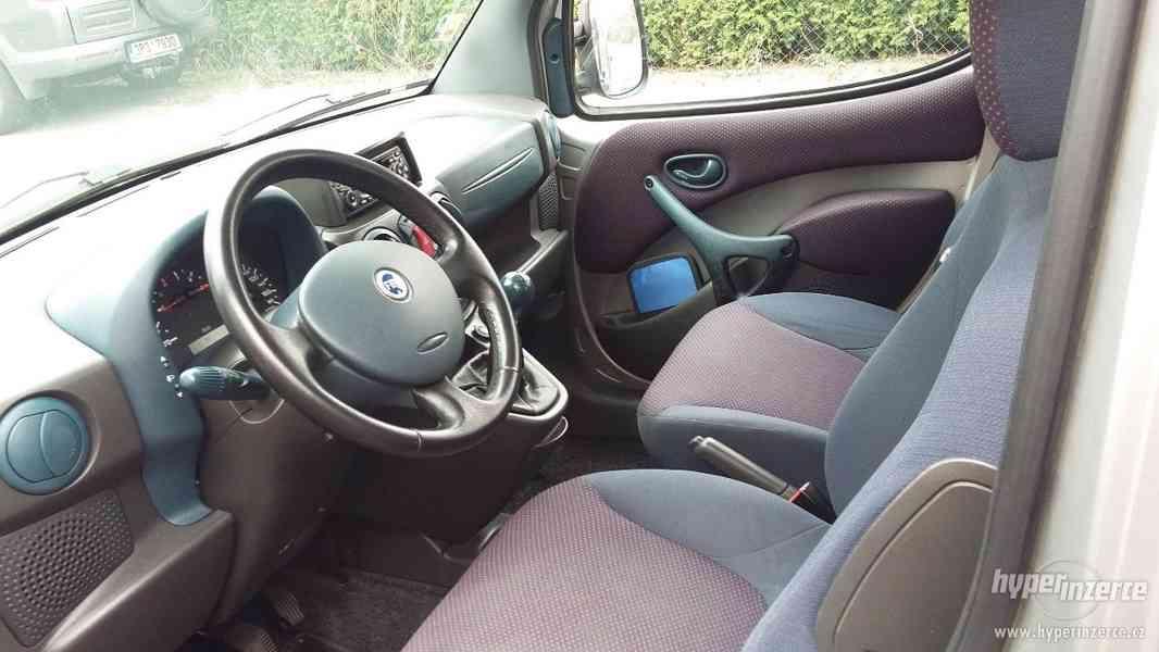 Prodam osobní automobil Fiat Doblo 1.9JTD - foto 3
