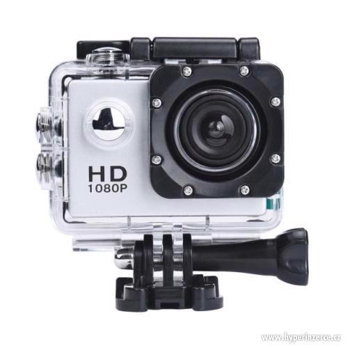 Full HD DV vodotěsná akční kamera  typu GoPro