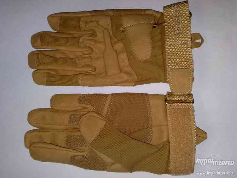 Taktické rukavice HELLSTORM - foto 1