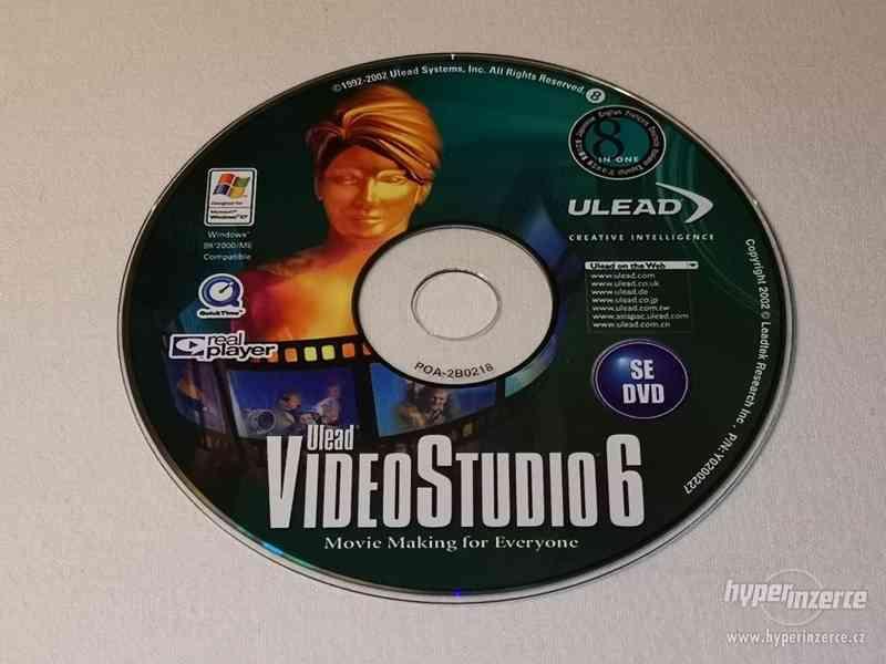 videoeditor Ulead VideoStudio 6 SE