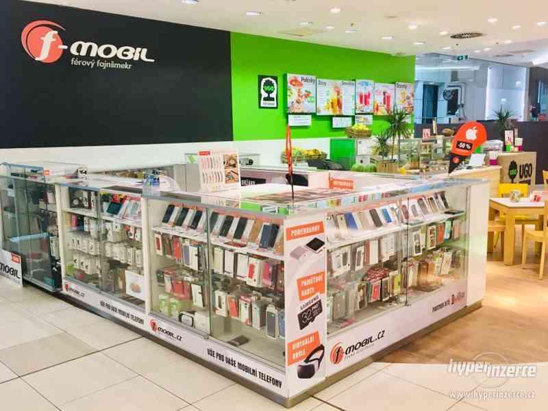 Prodejní stánek, kiosk do obchodního centra vč. LED světel - foto 1