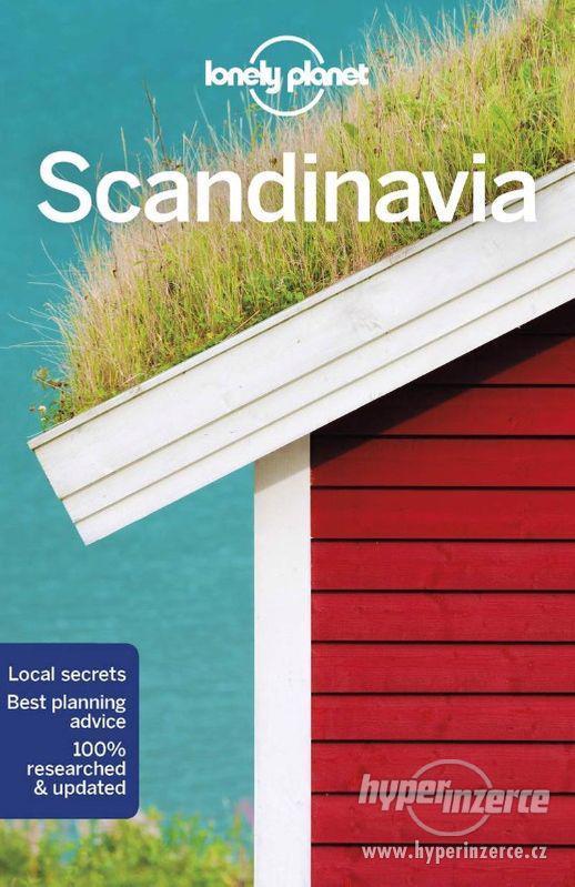 Scandinavia Lonely Planet 2018 průvodce anglicky - foto 1