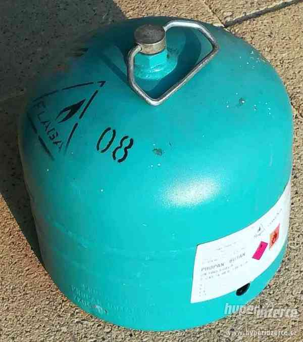 Propan-butanové bomby 2kg