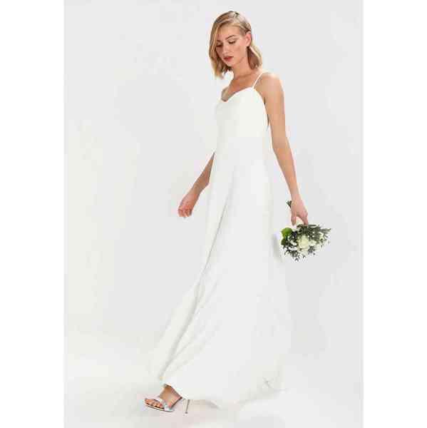 Ivy&Oak - Svatební šaty na ramínka Bridal Velikost: 38 - foto 2