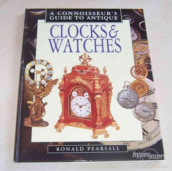 Odborný průvodce starožitnými hodinami a hodinkami