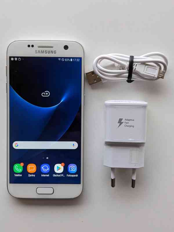 Samsung Galaxy S7 G930F 32GB White Pearl - foto 1